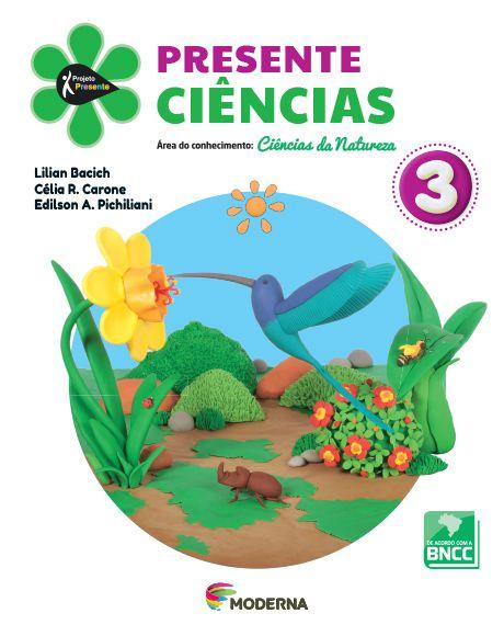 Projeto Presente Ciências Naturais 3 - 5ª ed.