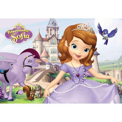 Quebra-Cabeça - Princesinha Sofia