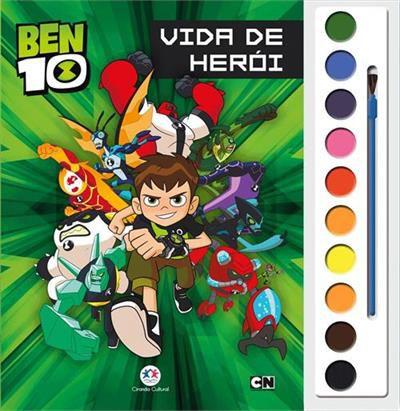 Vida de herói - Ben10