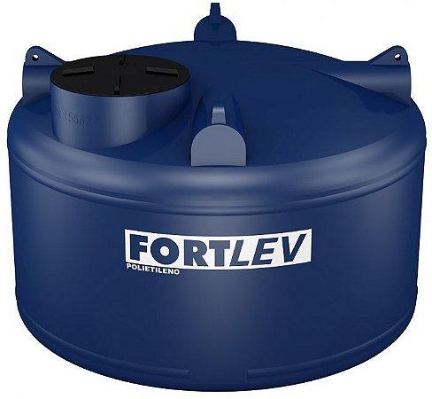Caixa D'Água com Tampa Roscável Polietileno Fortlev 5.000 litros