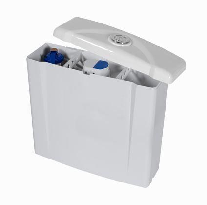 Caixa de Descarga Acoplada Universal Astra