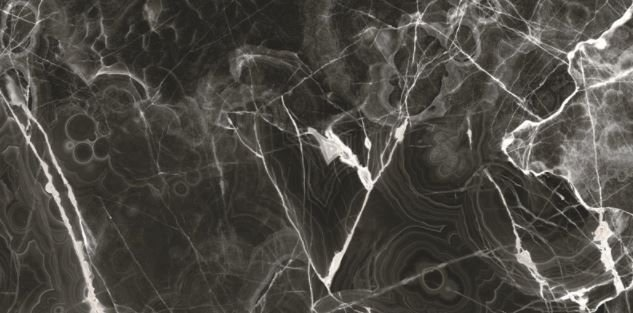 Porcelanato Damme 61 X 120 Polido Onix Negro