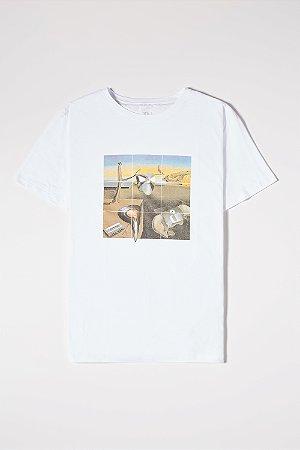 Camiseta Reserva Estampada Tempo Obsoleto