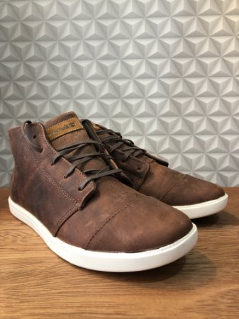 Bota Casual Timberland West Village Mid