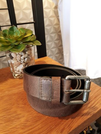 CINTO LEATHER BROWN URBO