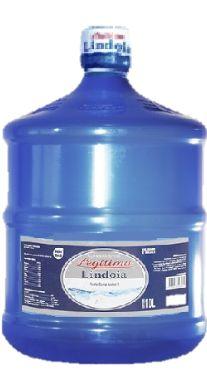Galão de 10 Litros Água Mineral Legítima Lindoia Retornável