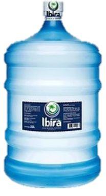 Galão de 20 Litros Água Mineral Ibirá Retornável