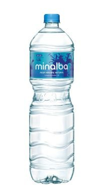 Água Mineral Minalba sem Gás 1,5L Pet (Pacote/Fardo 06 garrafas)