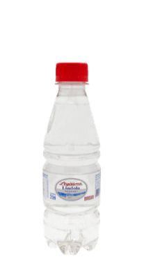 Água Mineral Legítima Lindoia com Gás 310 ml Pet (Pacote/Fardo 12 garrafas)