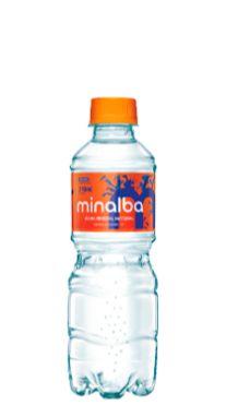Água Mineral Minalba com Gás 310 ml Pet (Pacote/Fardo 12 garrafas)