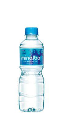Água Mineral Minalba sem Gás 310 ml Pet (Pacote/Fardo 12 garrafas)