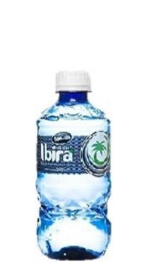 Água Mineral Ibirá Sem Gás 300 ml Pet (Pacote/Fardo 12 garrafas)