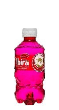 Água Mineral Ibirá Com Gás 300 ml Pet (Pacote/Fardo 12 garrafas)