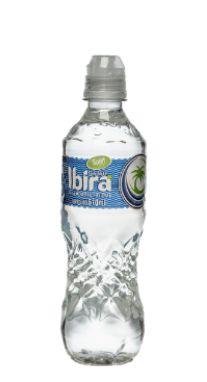 Água Mineral Ibirá Sport sem Gás 510 ml Pet (Pacote/Fardo 12 garrafas)
