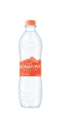 Água Mineral Bonafont Sem Gás 500 ml  Pet (Pacote/Fardo 24 garrafas)