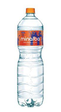 Água Mineral Minalba com Gás 1,5L Pet (Pacote/Fardo 06 garrafas)