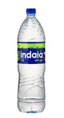 Água Mineral Indaia Sem Gás 1,5l Pet (Pacote/Fardo 6 garrafas)