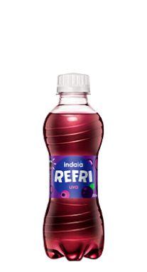 Refri Indaia 250ML Uva (Pacote/Fardo 12 garrafas)