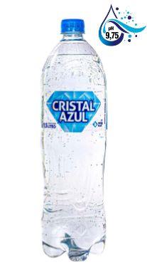 Água Mineral Cristal Azul sem Gás 1,5 Lts Pet (Pacote/Fardo 06 garrafas)