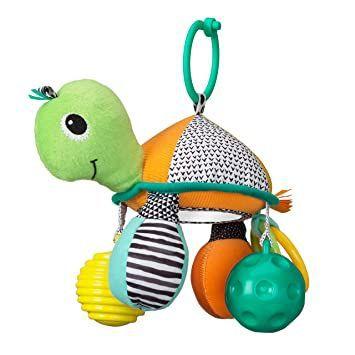 Mobile com Espelho Tartaruga Infantino