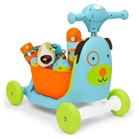Triciclo Patinete Zoo Cachorro Skip Hop