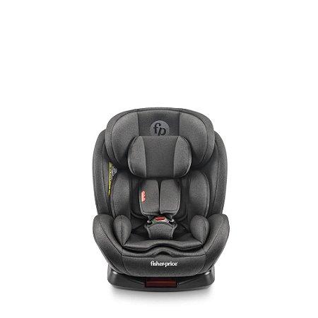 Cadeira Para Auto Fisher Price Snugfix 360 Isofix Preta