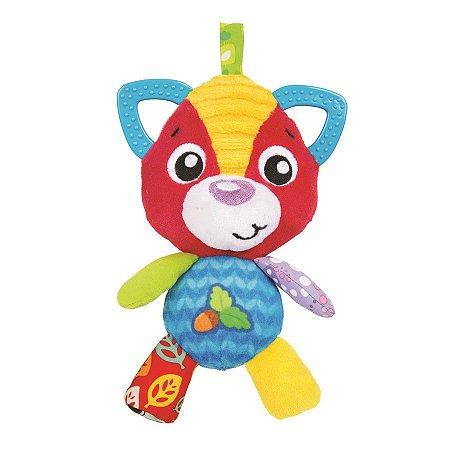 Brinquedo de Pelúcia - Raposa Felix Girotondo