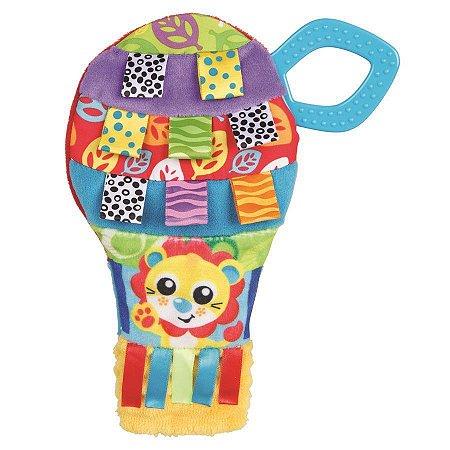 Brinquedo de Pelúcia - Paninho Mordedor Balão Girotondo
