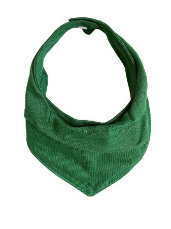 Bandana Baby Liso Verde - Daora