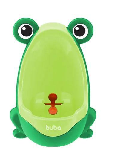 Mictório Infantil Sapinho Buba Verde