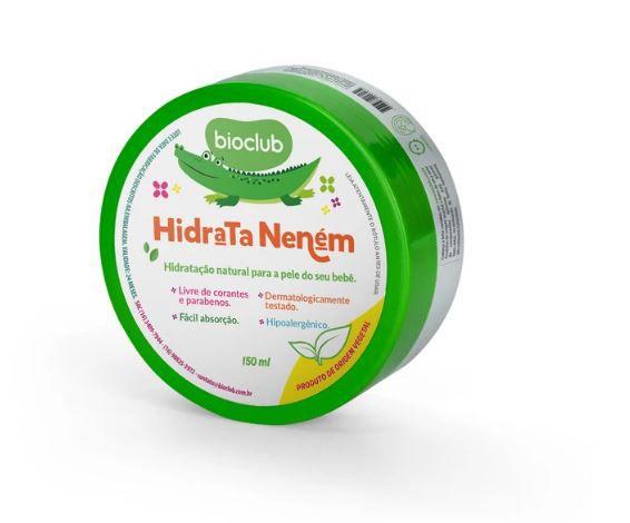 Hidratante Infantil Hipoalergênico 150ml 0034 Bioclub