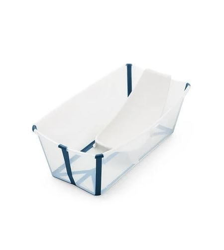 Banheira Flexível Plug Azul Stokke