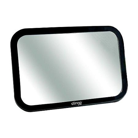Espelho Retrovisor Retangular Square - Clingo