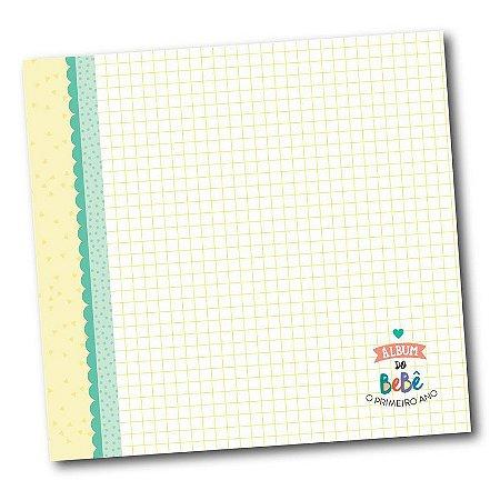 Álbum do Bebê Amarelo - Coloré