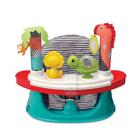 Assento Infantil Multifuncional 3 em 1 Infantino
