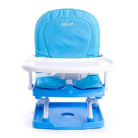 Cadeira de Refeição Pop Azul - Cosco