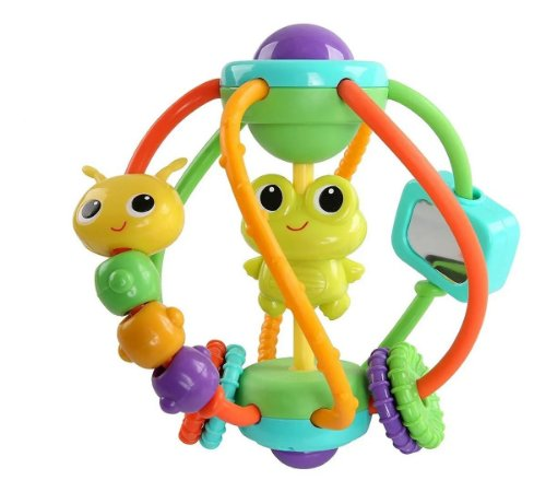 Bola de Atividades Clack e Slide Activity Ball - Bright Starts