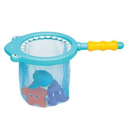 Brinquedo Pescaria de Banho Tubarão Buba