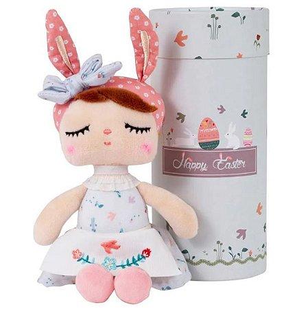 Boneca Mini Doll Angela Páscoa 20cm - Metoo