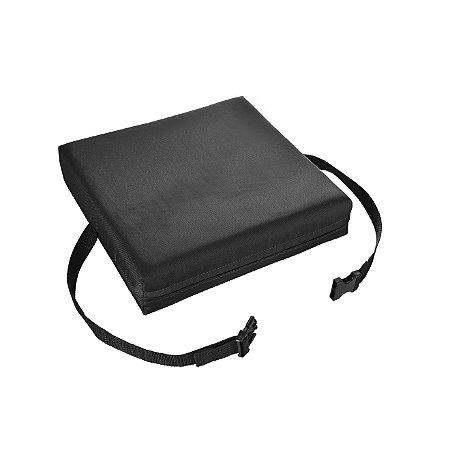 Almofada para Cadeira Preta - Kababy