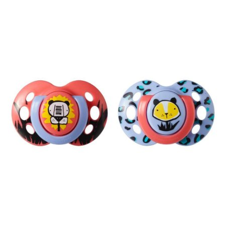 Chupeta Fun Style 0-6 MesesTommee Tippee - 2 unidades