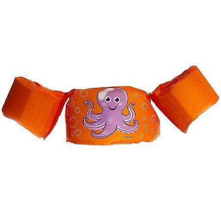 Boia Infantil de Vestir - Polvo Laranja Kababy