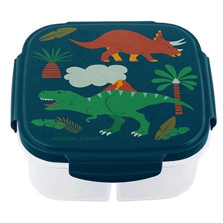 Pote Bento Box com Compressa de Gelo Dino - Stephen Joseph