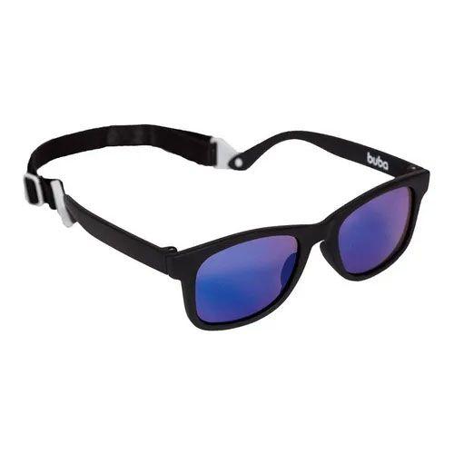 Óculos de Sol com Alça Ajustável Preto Buba