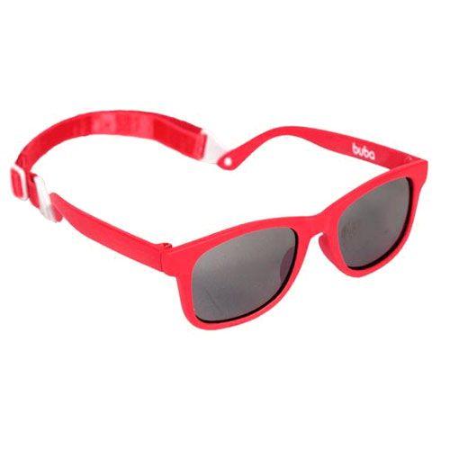 Óculos de Sol com Alça Ajustável Vermelho Buba