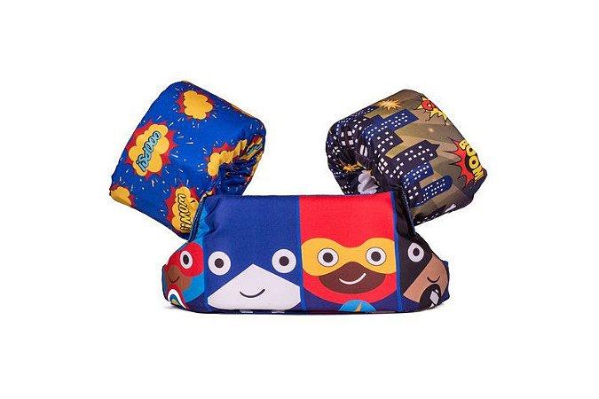Boia Novos Heróis Panda Pool
