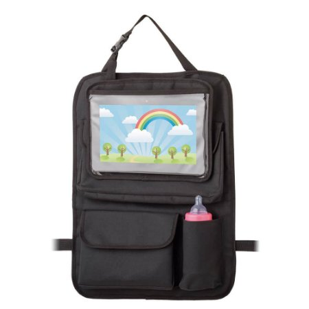 Organizador p/ Carro Case Tablet Store In Watch Multikids