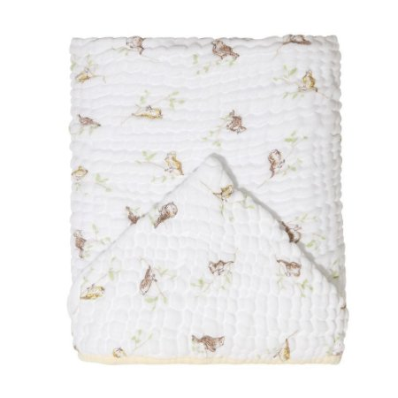 Toalha de Banho Soft c/ Capuz 115x85 Mami Canarinho