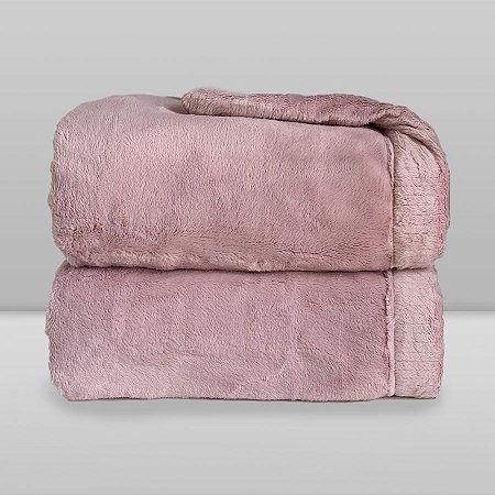 Cobertor Infantil 0,90X1,10 Cosy Rosa