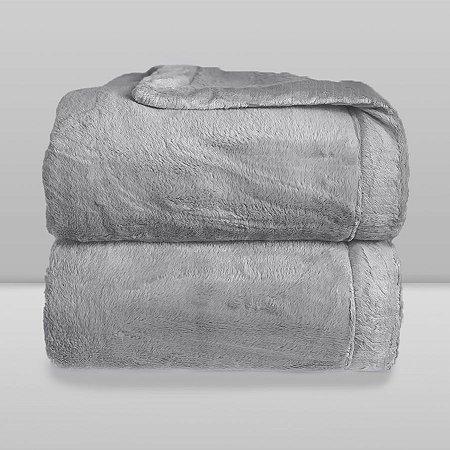 Cobertor Infantil 0,90X1,10 Cosy Cinza